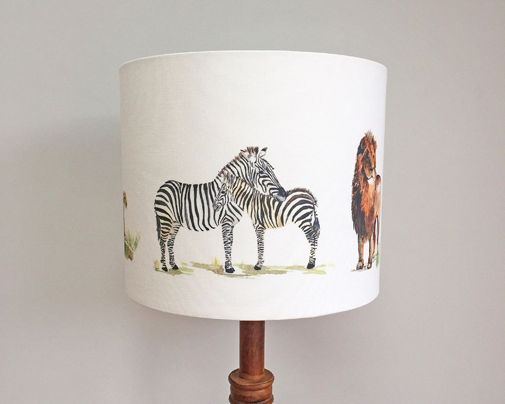 Safari Lampshade