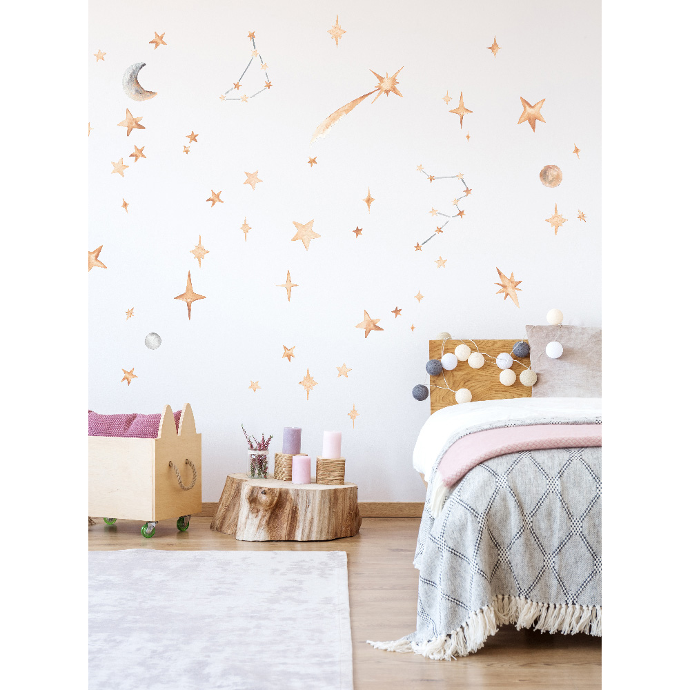 Stars Sticker Set