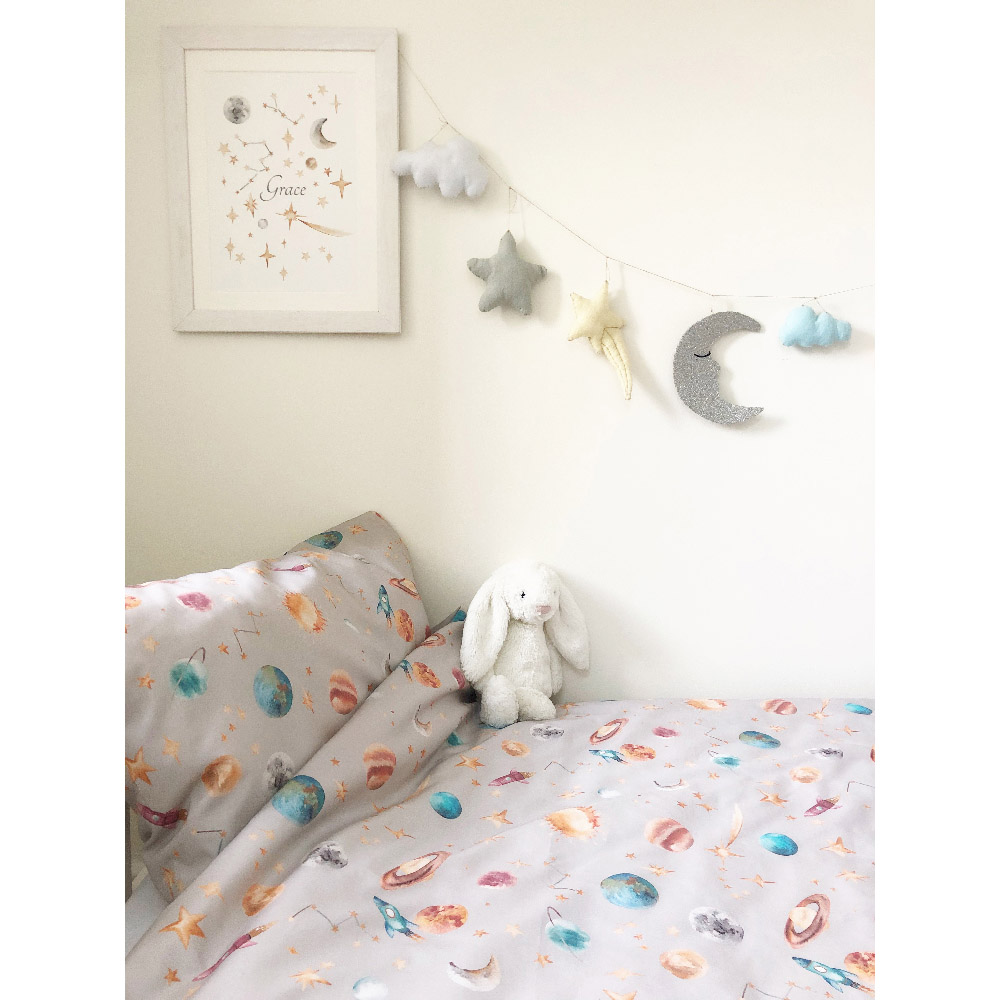 Planets Bedding