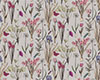 Flowerpress Fabric - Powder-Blue coplourway 0