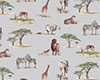 Safari Fabric - Dusty Pink coplourway 1