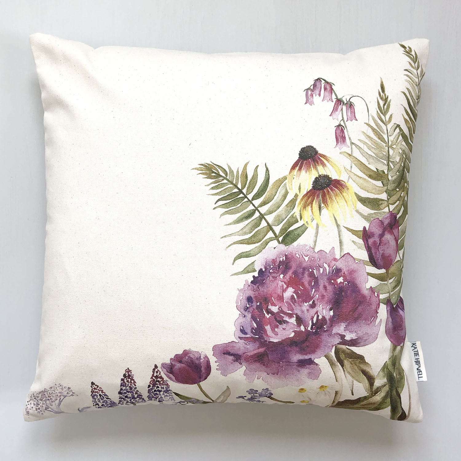 Spring Bloom Cushion
