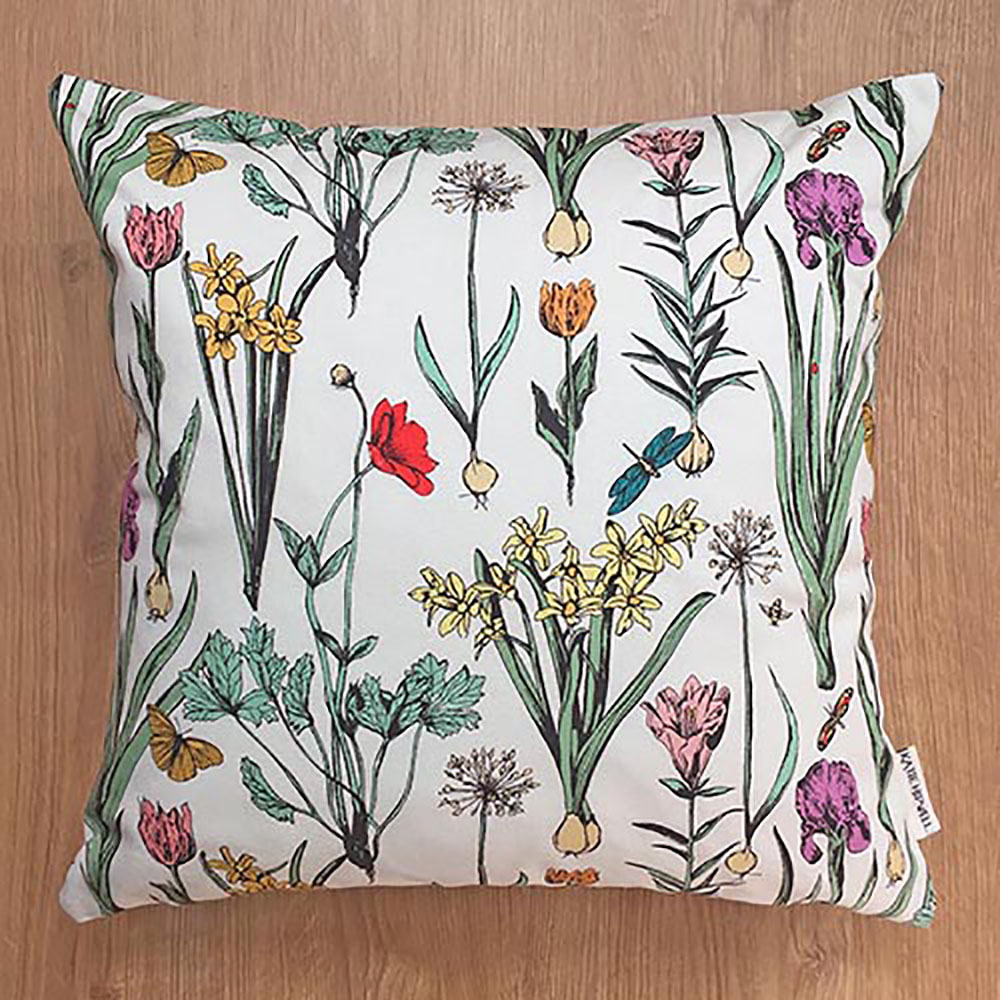 Flowerpress Multi Cushion